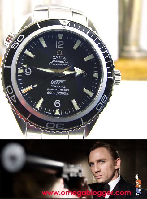 omega 007 james bond watch