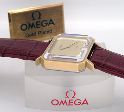 omega dress watch