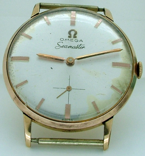fake omega watch