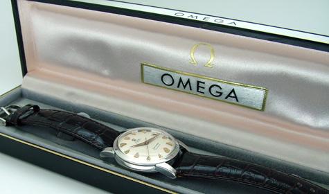 seamaster omega