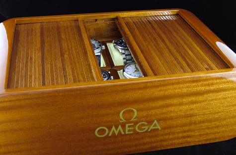 an omega collection